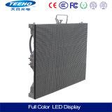 P3 de alta resolución RGB de interior que hace publicidad del panel del LED