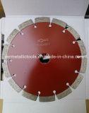 105mm/4in. Поделенное на сегменты лезвие диаманта оправы общецелевое