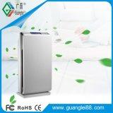Purificador casero del aire del filtro de HEPA con el producto de limpieza de discos del generador del ozono