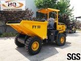 Haiqinのブランド5.0トンの販売のための油圧ダンプトラック(FY50)