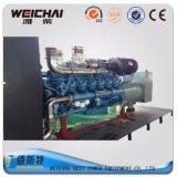 800kw 1000kVA Weichai Dieselmotor-elektrischer Generator