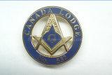 Значок новой имитационной трудной эмали Masonic