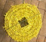 Farpado-fio da lâmina de Plastic Spraying da alta qualidade para Sale