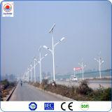Poder más elevado, 10W a la luz de calle solar de 120W LED