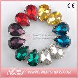 대량 판매 형식 옷을%s 수정같은 Hotfix 모조 다이아몬드 구슬