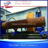 CNC van de Lijn van 3 As van de Afzet van de fabriek Op zwaar werk berekende Snijdende Scherpe Machine