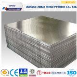Feuille 1mm 2mm d'acier inoxydable d'AISI 304L