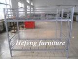 ベストセラーの金属の二段ベッドの寝台のシングル・ベッド(HF001)