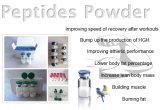 Injectable лиофилизованный Somatropin Шпеньк-Mgf пептидов для мышцы здания