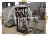 Máquina de extensión aislador del estirador neumático de cristal del silicón