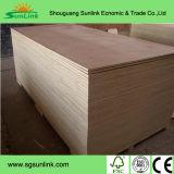 A película do vidoeiro enfrentou a madeira compensada, madeira compensada Shuttering, madeira compensada marinha para a construção
