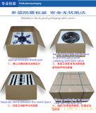 Machine d'impression manuelle d'écran de textile de T-shirt de carrousel de 6 couleurs (TM-R6a)
