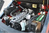 国連N一連の元の日本エンジンを搭載する2.5tonディーゼルフォークリフト
