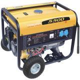 4000watts aprobación del CE generador de la gasolina Wahoo (WH5500 / E)
