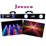 1000mm 4 단계를 위한 맨 위 LED 광속 레이저 광 또는 나이트 클럽 또는 디스코