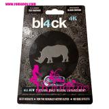 Pillen van de Verhoging van de Penis van de rinoceros de Zwarte 4k