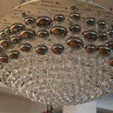 Het Europese Kristal van de Hal van het Hotel Decoratieve Duidelijke om Kroonluchter