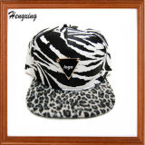 Zebra Stripe Snapback Hats und Caps 6 Panel Caps