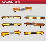 Guide optique de signal d'échantillonnage de Golddeer (ambre)