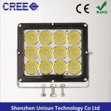 """9 """" lámpara resistente del trabajo del CREE LED de 9600lm 120W 12X10W"""