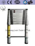 Heiße Jobstepp-Aluminium-Strichleiter des Verkaufs-12