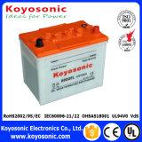 Secar la batería cargada del carro de la batería de coche de 12V 180ah