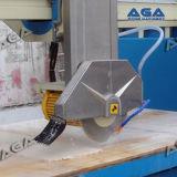 Scie de scie à granulés automatique avec dessus de cuisine en pierre de taille / marbre (XZQQ625A)