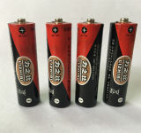 Bateria seca livre AA R6p do Mercury (imagem real)