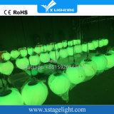나이트 클럽을%s 다채로운 LED 상승 공 빛을 점화하는 단계