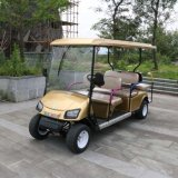 Carrelli di golf elettrici, 6 sedi, certificato del Ce, fatto in Cina