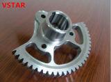 Pièce Aluminium Personnalisée par Usinage CNC avec Anodisation