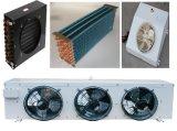 Luft abgekühlter kupfernes Gefäß-Kondensator