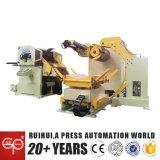 Uso de la maquinaria del metal que se endereza en la máquina de la prensa (MAC4-800)