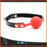 Mund-Kugel-Gag Bdsm Verband-Begrenzungs-Spielwaren, die Geschlechts-Spielwaren für Frauen-Geschlecht Products&#160 flirten;