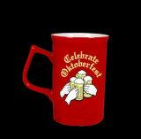 Caneca vermelha do pimentão, caneca de café 10oz (HG1154)