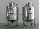 El tanque de almacenaje estéril del acero inoxidable para la venta