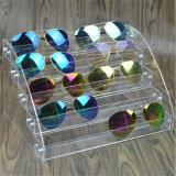 Duidelijke AcrylVertoningen voor 12 Paren van Sunglass/Eyewear/Optical/Eyeglass