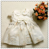 Платье партии младенца лета весны Cpsia стандартное на 2 лет старого младенца