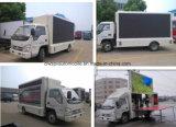 4*2トラックを広告する移動式LED表示手段費用有効LHD Rhd