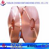 Kupfer-Streifen der Präzisions-C11000 in 1/4 Härte kupfernes auf Lager