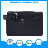Выдвиженческий мешок мытья черноты полиэфира 2016 с сеткой внутри карманн