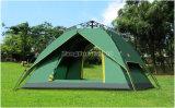 3-4 Personen-Polyester-kampierendes Zelt