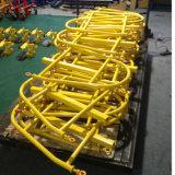 De grote Verhuizers van de Lading: 600 kg