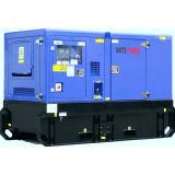 gruppo elettrogeno insonorizzato di potenza di motore diesel di 80kw 100kVA Deutz