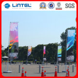 5m Outdoor Durable Beach Flag Free Standing Banner Flag (LT-14)