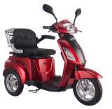 Motorino Handicapped elettrico poco costoso conveniente ed utile con il posto unico fatto in Cina
