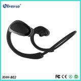 Fone de ouvido estereofónico de Bluetooth dos auriculares sem fio portáteis do esporte