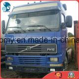 上海Shpping 2008は420HP/20tonによって使用されたVolvo Fh12の索引車のトラクターのトラックをスウェーデン作った