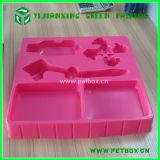 Boîte de empaquetage de peau de boursouflure en plastique de soin