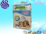 競争の安い価格およびよい試供品の柔らかく使い捨て可能な赤ん坊のおむつ